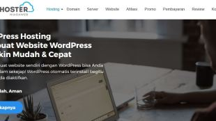 WordPress Hosting - NiagaHoster