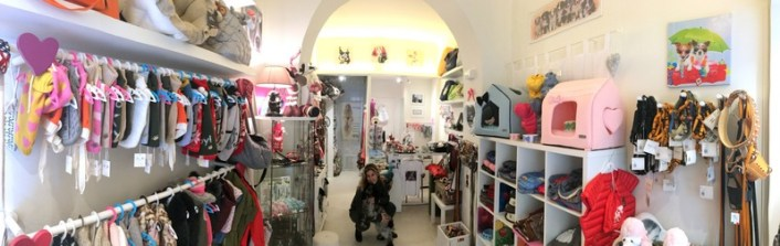 nula dog boutique genova 1 (2)