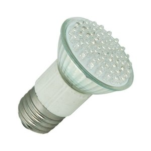 E27 LED Spot 60 LED JDR Warm wit
