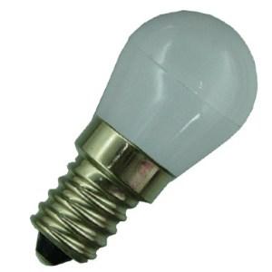 E14 LED Lamp melkglas 12v 24v