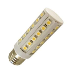 E27 Led lamp 12 en 24 Volt wit