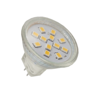 MR11 LED Spot 2.4W met Glas-0