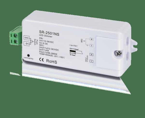 24v LED Dimmer, radiografisch ontvanger