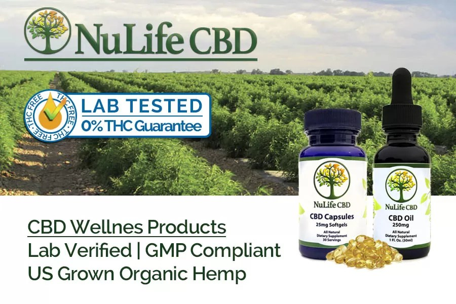 CBD Wholesale Pricing Available at NuLife CBD Oils