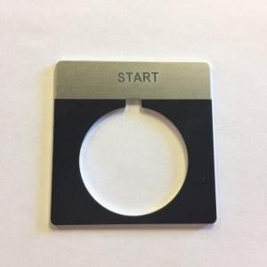 Marathon Legend Plate, Start 03-0152
