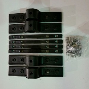 Fender Brackets, Small Plastic 031-00823