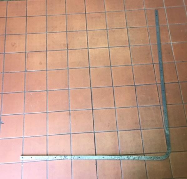 New Way Tailgate Seal Strip 25RL 107173