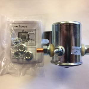 Solenoid, Can /Hauler Trailer 1306505