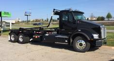 Roll-Off Truck - 2017 Kenwrth T880 CNG