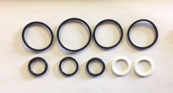 E-Z Pack Seal Kit, Valve Spool (A35) 2101903
