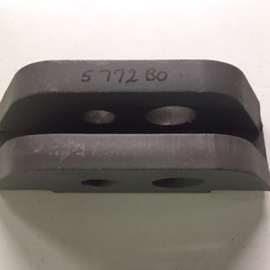 Galbreath Bracket Assembly, ICC Bumper 5772BO