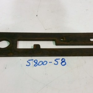 Latch Lock Plate with Chain Eye 5800-58