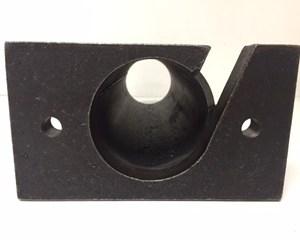 B&B Tarp System Torsion Pipe Assembly - Driver's (Left) Side 8-2600-RTPA