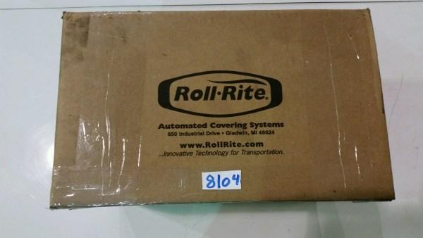 """Roll-Rite Pleated Tarp 96"""" X 28' 8104"""