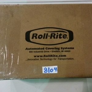"Roll-Rite Pleated Tarp 96"" X 28' 8104"