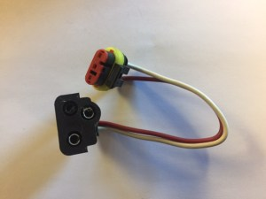 LED Backup Light Adapter Harness 94789
