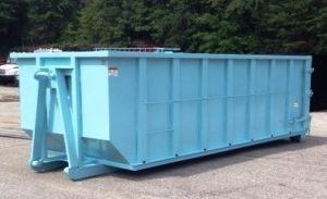 Open Top Roll-off Container