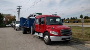 Grapple Loader Truck – Brush Hawg on 2006 Freightliner M2-106 Chassis