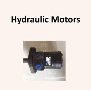 Prouct Categpry Hydraulic Motors