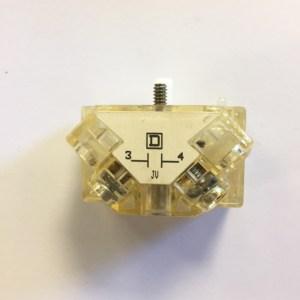 Square D Contact Block KA2-9001