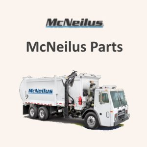 McNeilus Garbage Truck Parts