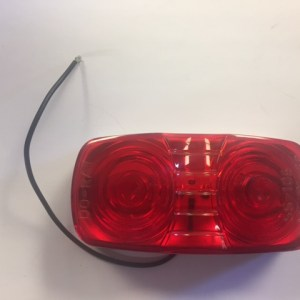 Rectangular Red Marker Light NL150813
