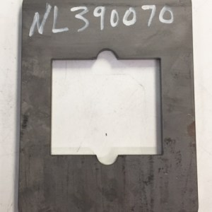 Mounting Plate, Two Blank Valve NL390070