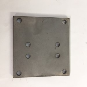 Energy Hand Valve Mounting Plate NL391027-B
