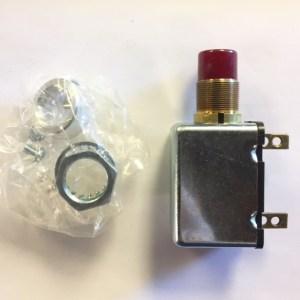 Buzzer / Light Dual Alarm NL530038