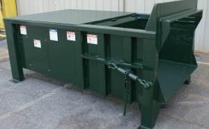 Garbage Compactors by Nu-Live Environmental