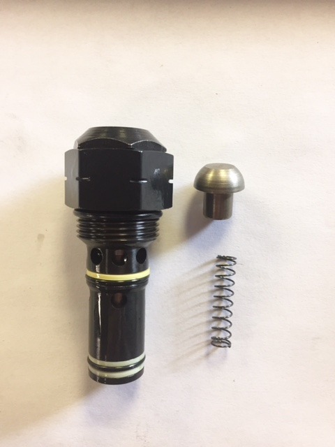 Cartridge, Valve Port Relief 1200PSI RC-1200