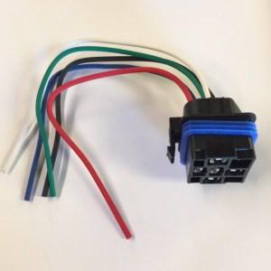 Waterproof Relay Pigtail TS-BOS-WP