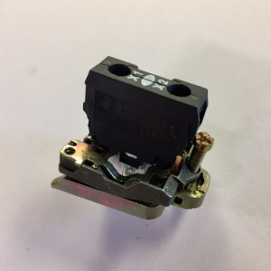 Contact Block, E-Stop Baker Unit ZB4BVG1