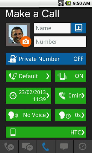 Fake Call And SMS And Call Logs App Android Free Download