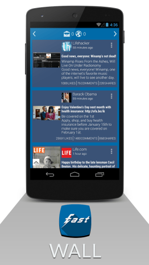 Fast Pro For Facebook App Android Free Download