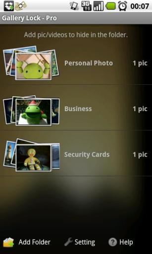 Gallery Lock Pro App Android Free Download