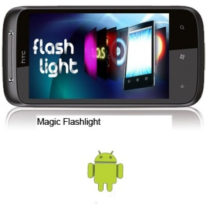 Magic Flashlight Android App Free Download