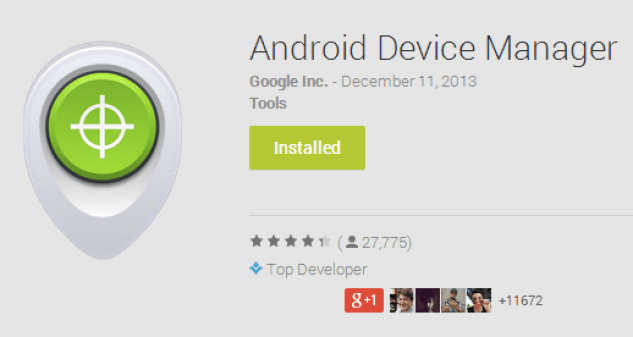 Android Device Manager App Android Free Download