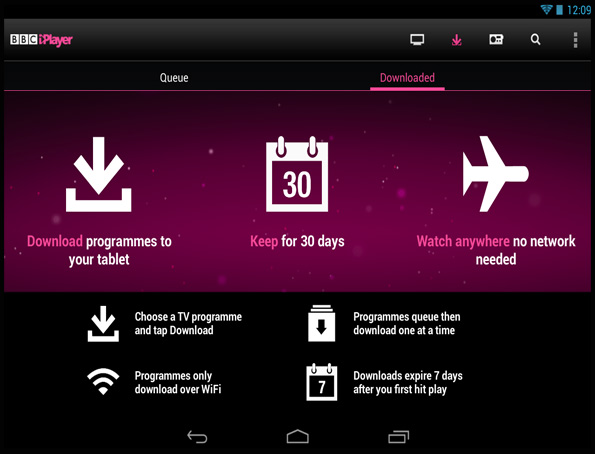 BBC iPlayer App Android Free Download