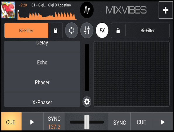 Cross DJ App Android Free Download