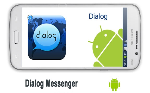 Dialog Messenger Alpha App Android Free Download