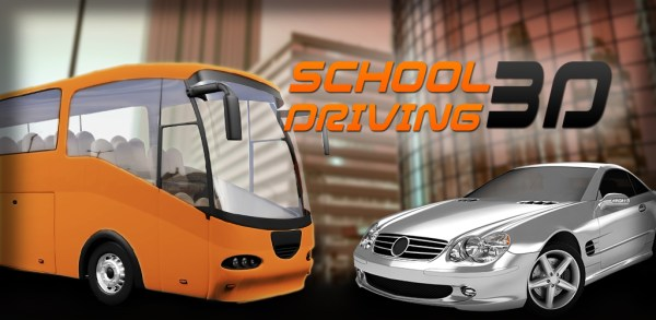 Driving School 3D Game Android Free Download