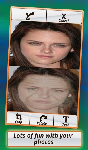 Face Aging Booth App Android Free Download