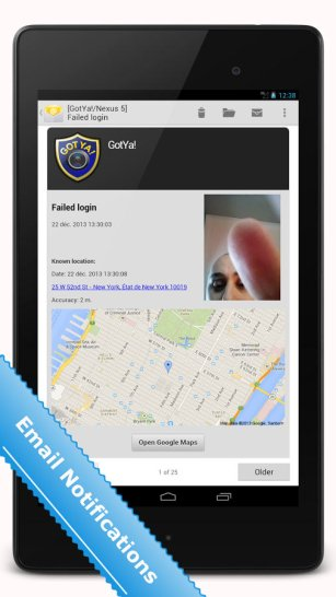 GotYa Security And Safety App Android Free Download