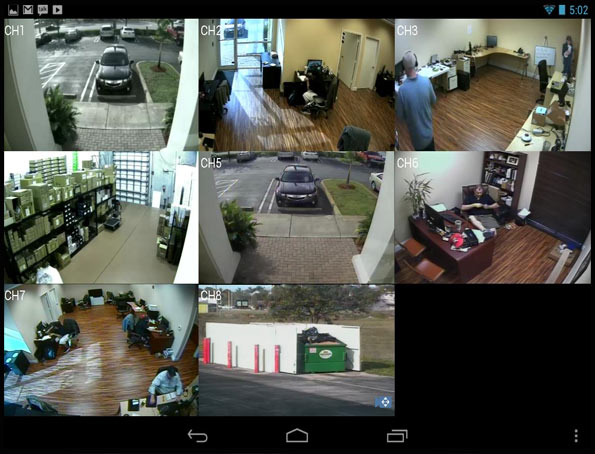 IP Cam Viewer Lite App Android Free Download