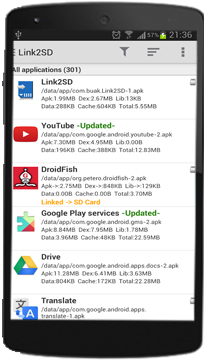 Link2SD App Android Free Download