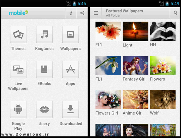 Mobile9 App Android Free Download