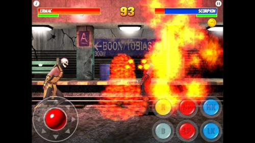 Mortal Kombat 3 App Android Free Download
