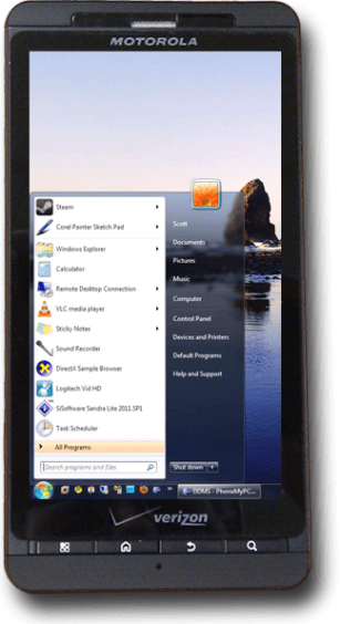 PhoneMyPC App Android Free Download