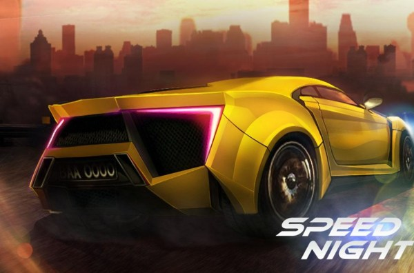 Speed Night Game Android Free Download
